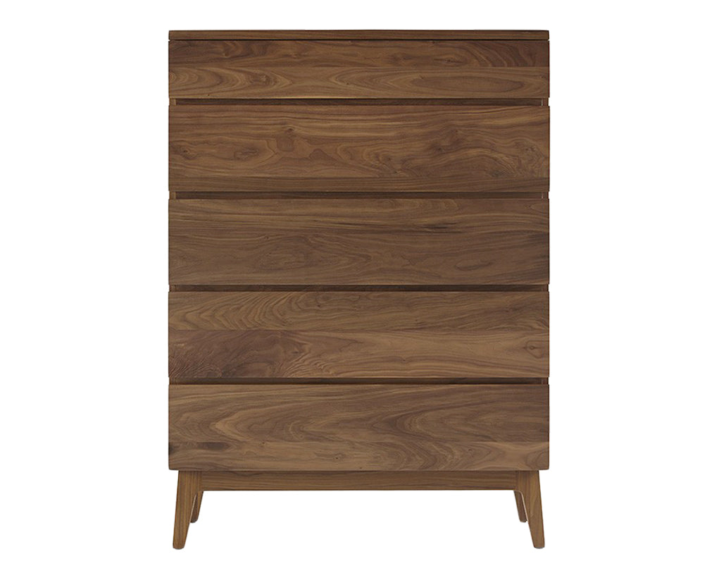 Toast (Natural) | West Bros Serra Chest of Drawers