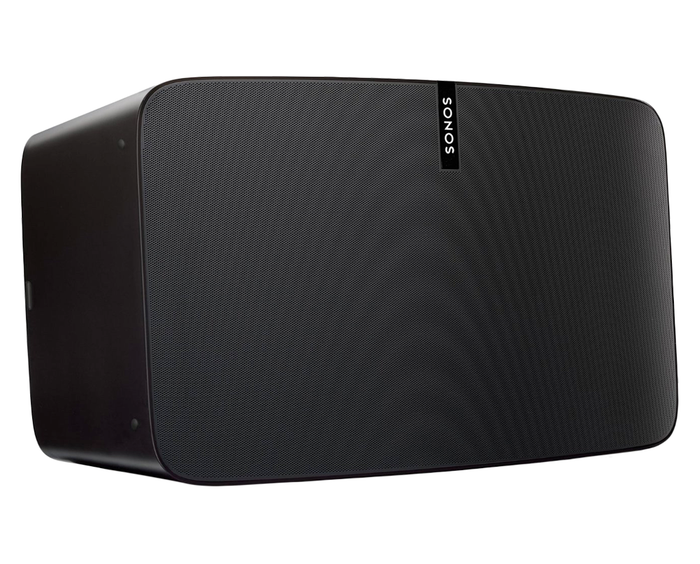 Matte Black with Graphite Grille | Sonos Play 5