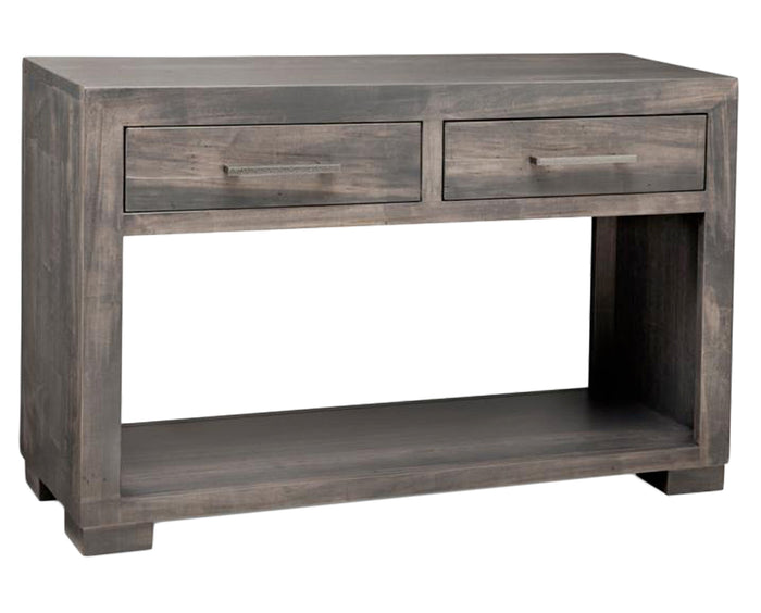 Platinum | Handstone Steel City Sofa/Console Table
