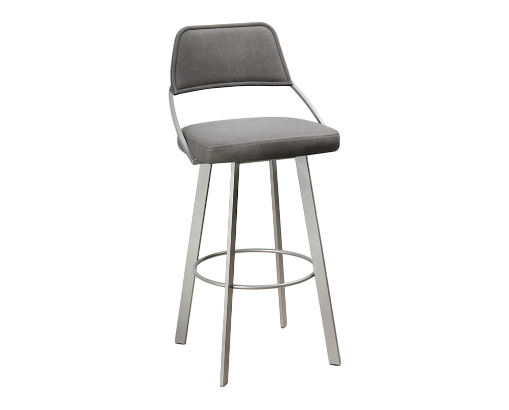 Teton Smoke | Trica Wish Stool