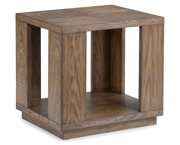 Warm Brown | Flexsteel Maximus End Table