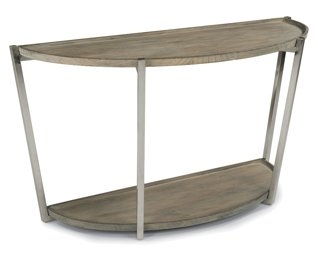 Gray | Flexsteel Platform Sofa Table
