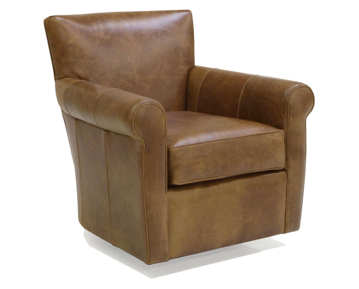 Libby Amaretto | Camden Albert Swivel Chair