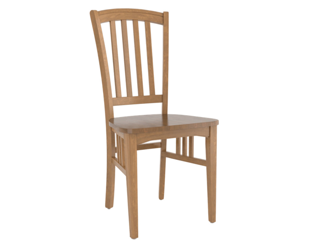 Honey Washed | Canadel Core Dining Chair 0048