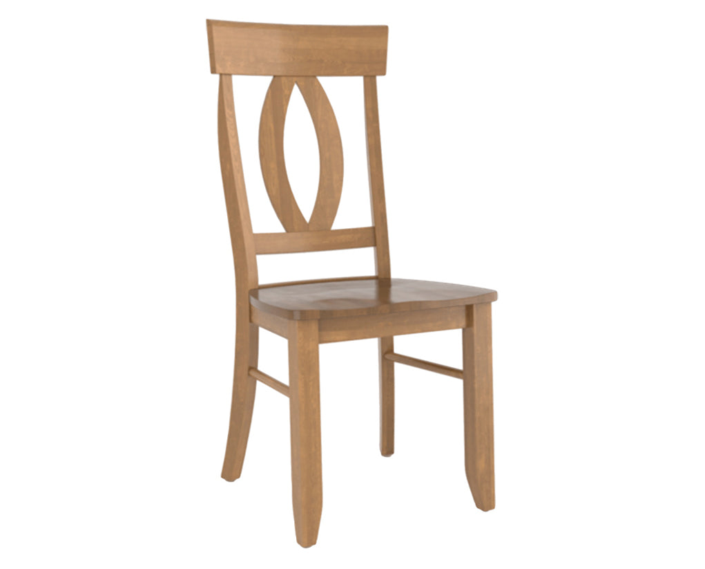 Honey Washed | Canadel Core Dining Chair 0100