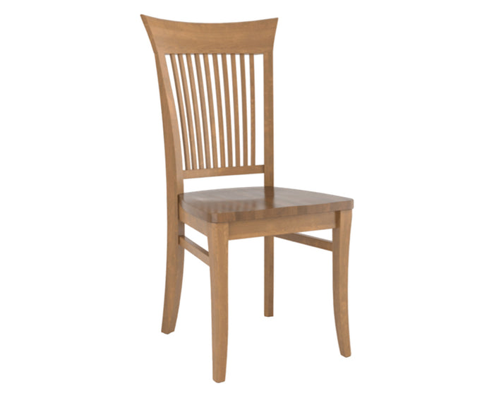Honey Washed | Canadel Core Dining Chair 0270