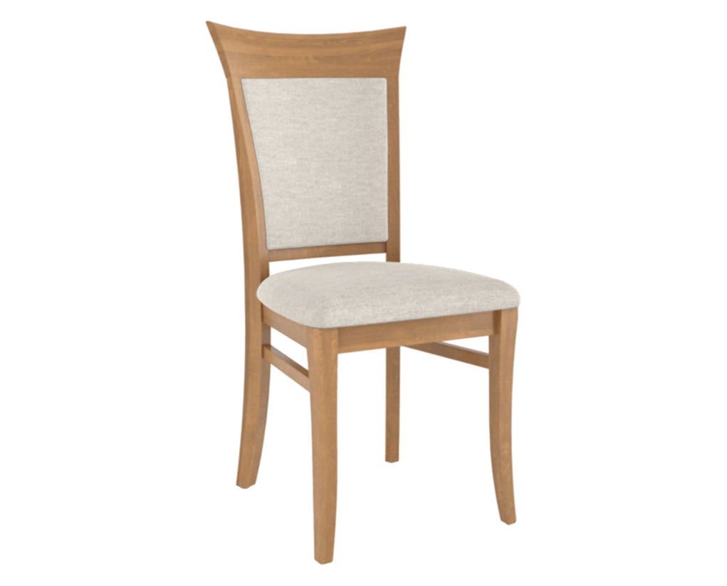 Honey Washed | Canadel Core 274 Dining Chair
