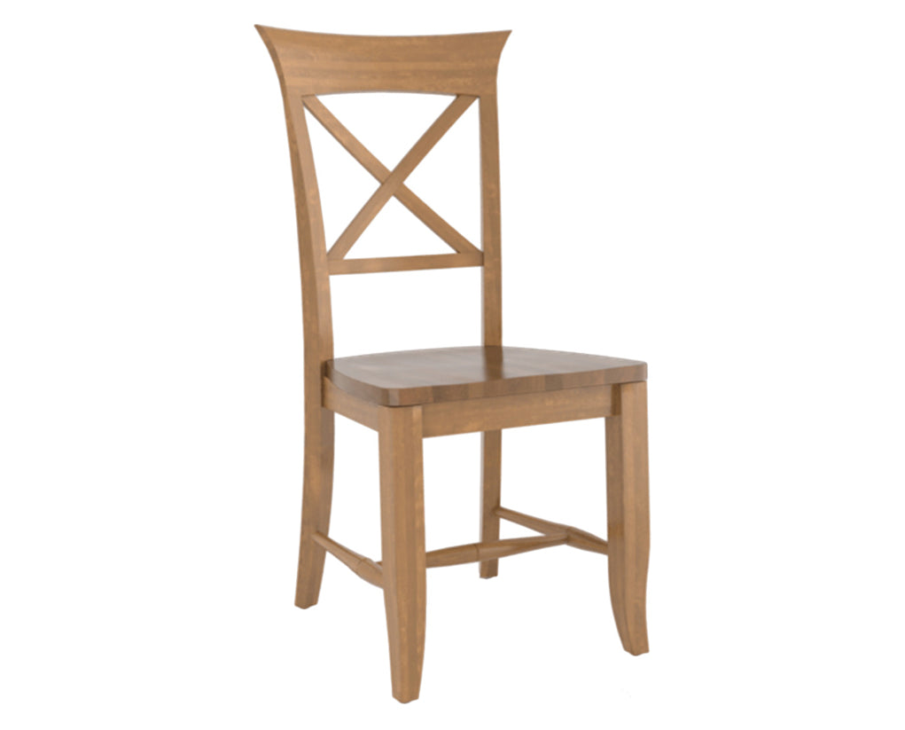 Honey Washed | Canadel Core Dining Chair 1258