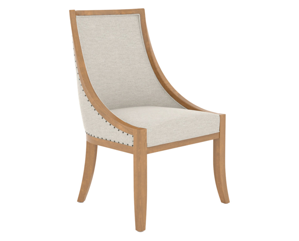 Honey Washed | Canadel Core Dining Chair 319