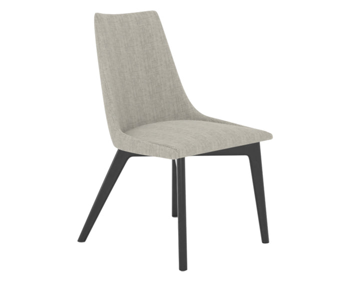 Peppercorn Washed | Canadel Downtown Dining Chair 5141