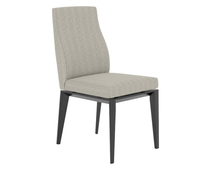 Peppercorn Washed | Canadel Downtown Dining Chair 5144