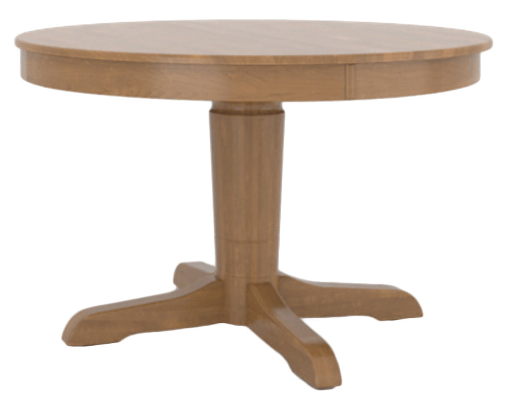 Honey Washed | Canadel Core Dining Table 4848 with YY Base