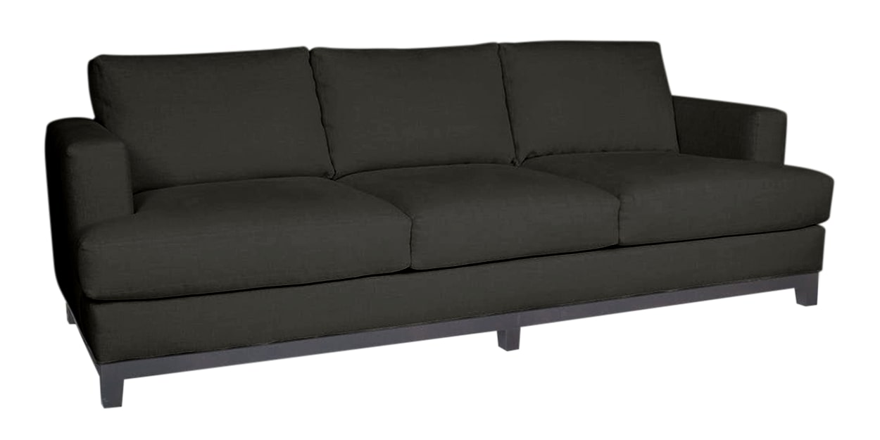 Jumper Fabric Graphite | Lee Industries 3475 Sofa | Valley Ridge Furniture