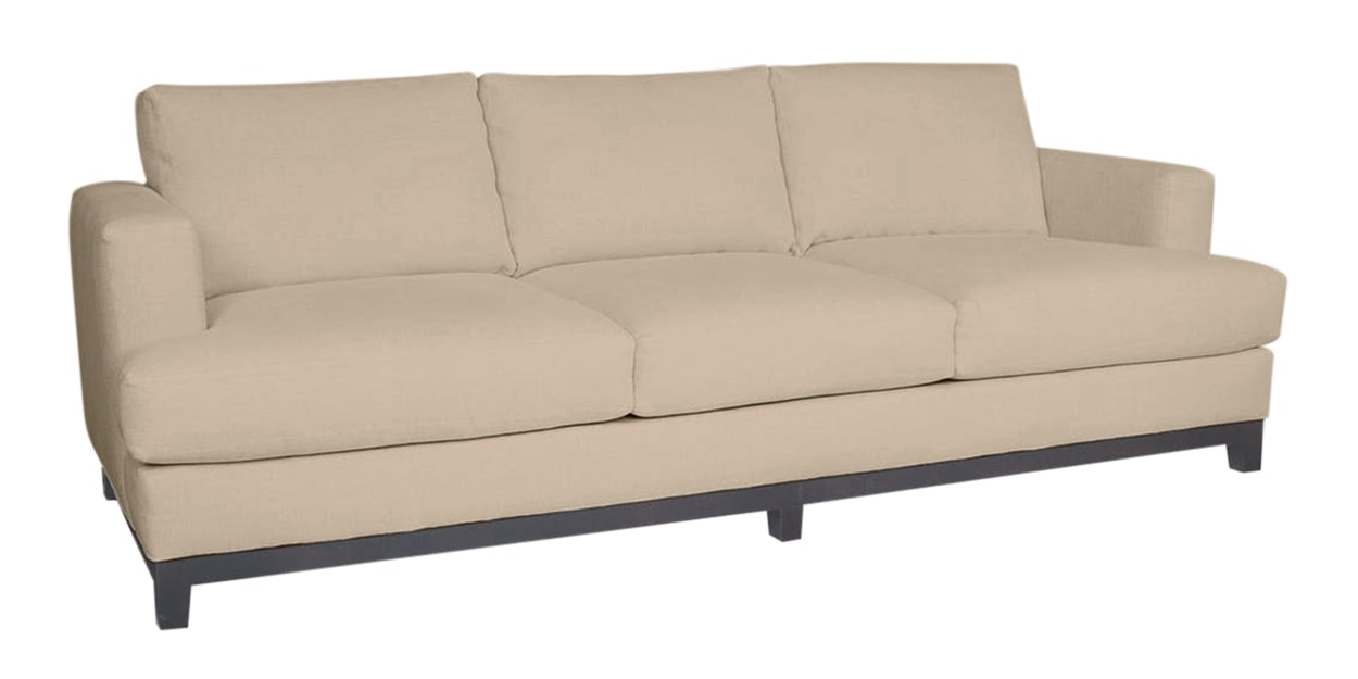 Jumper Fabric Oatmeal | Lee Industries 3475 Sofa | Valley Ridge Furniture