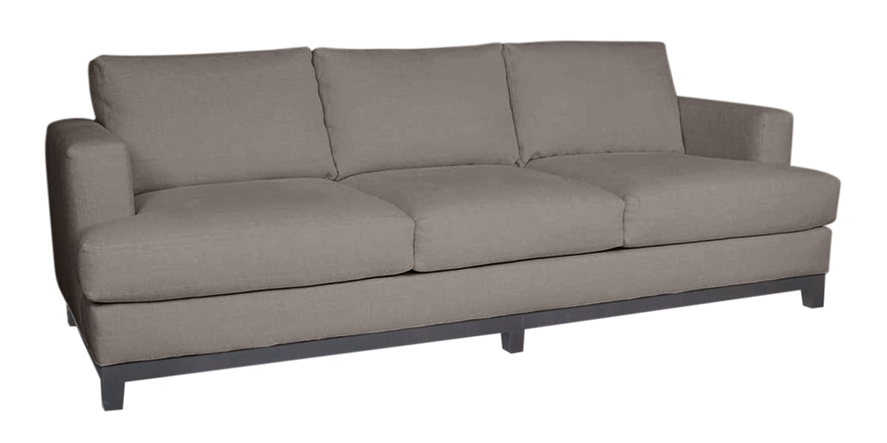 Jumper Fabric Zinc | Lee Industries 3475 Sofa | Valley Ridge Furniture