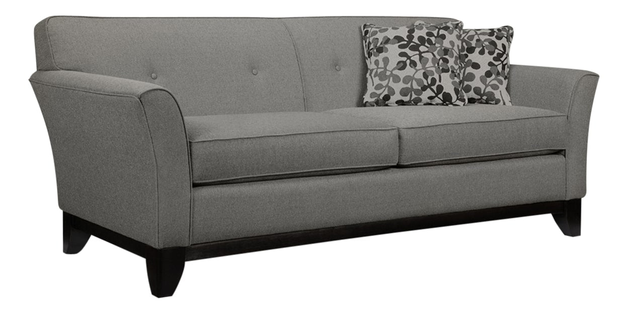 Vibes Fabric 601 | Future Fine Furniture Gemma Sofa | Valley Ridge Furniture