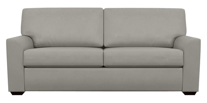 Aura Fabric Natural | American Leather Klein Comfort Sleeper | Valley Ridge Furniture
