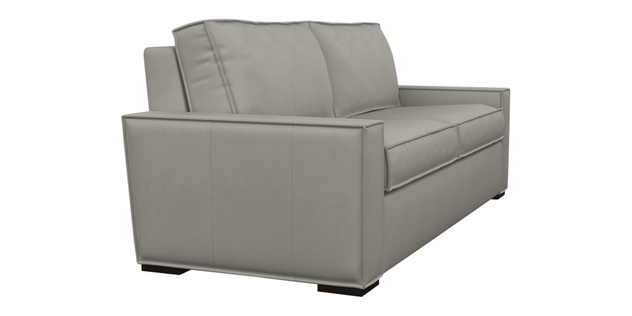Aura Fabric Natural | American Leather Madden Comfort Sleeper | Valley Ridge Furniture