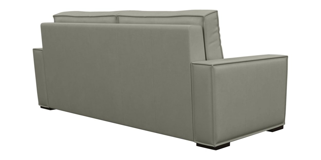 Aura Fabric Taupe | American Leather Madden Comfort Sleeper | Valley Ridge Furniture