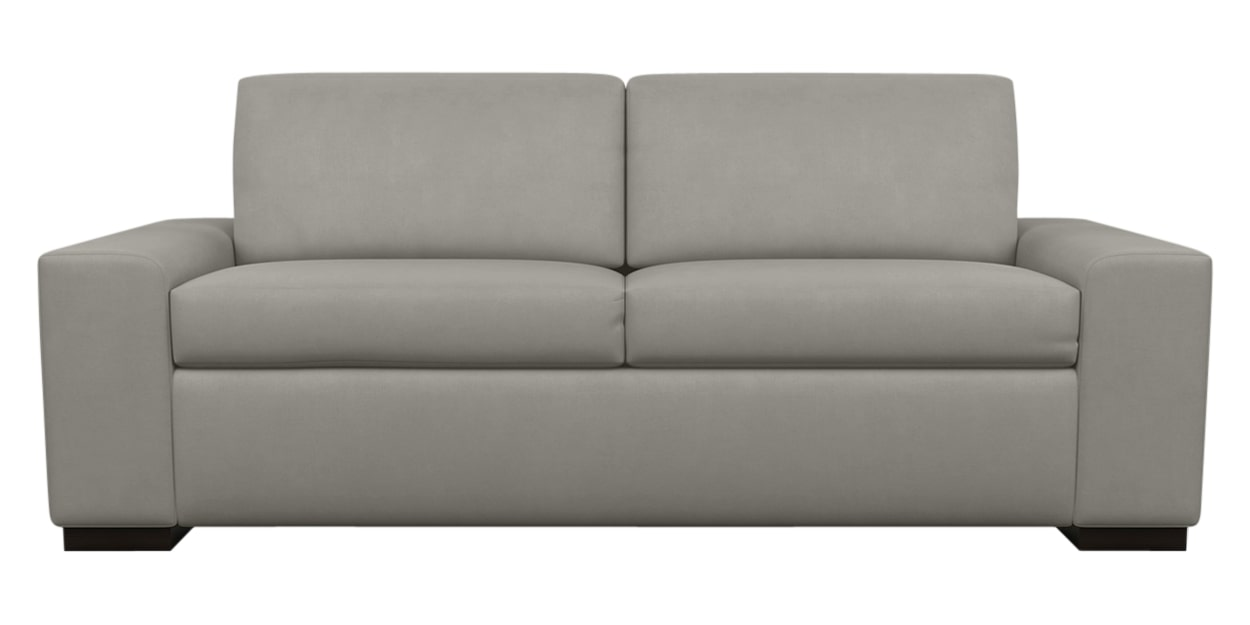 Aura Fabric Natural | American Leather Olson Comfort Sleeper | Valley Ridge Furniture