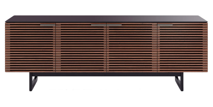 Chocolate Stained Walnut | BDI Corridor Media Cabinet