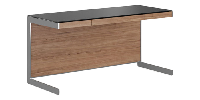 Natural Walnut | BDI Sequel Desk