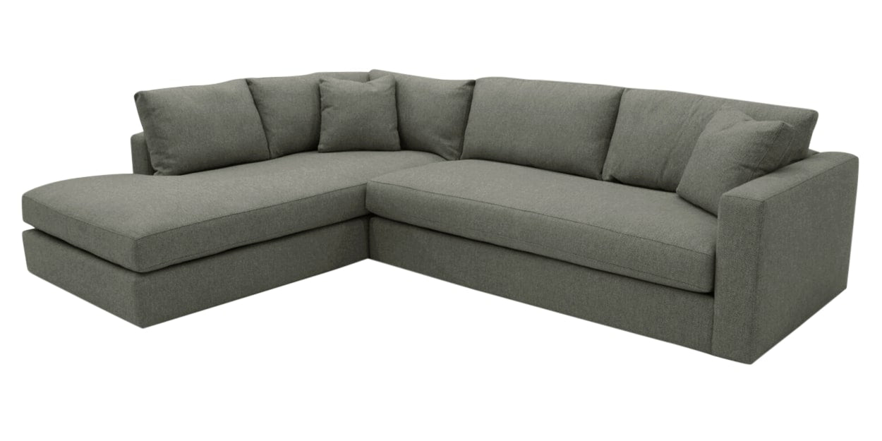 Taft Fabric Steel | Camden Maude Sectional | Valley Ridge Furniture