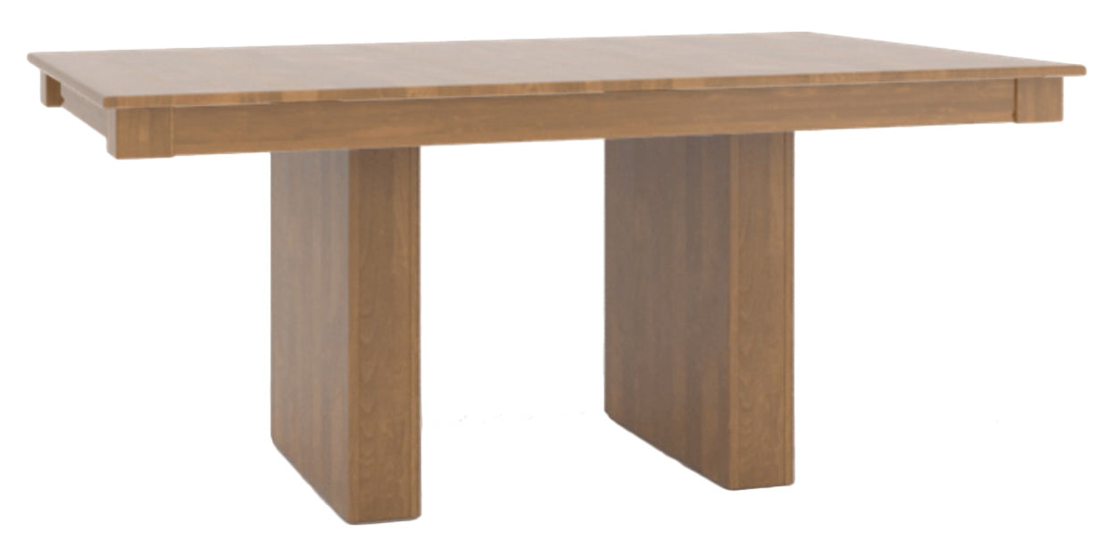 Honey Washed | Canadel Core Dining Table 3868 with MY Base