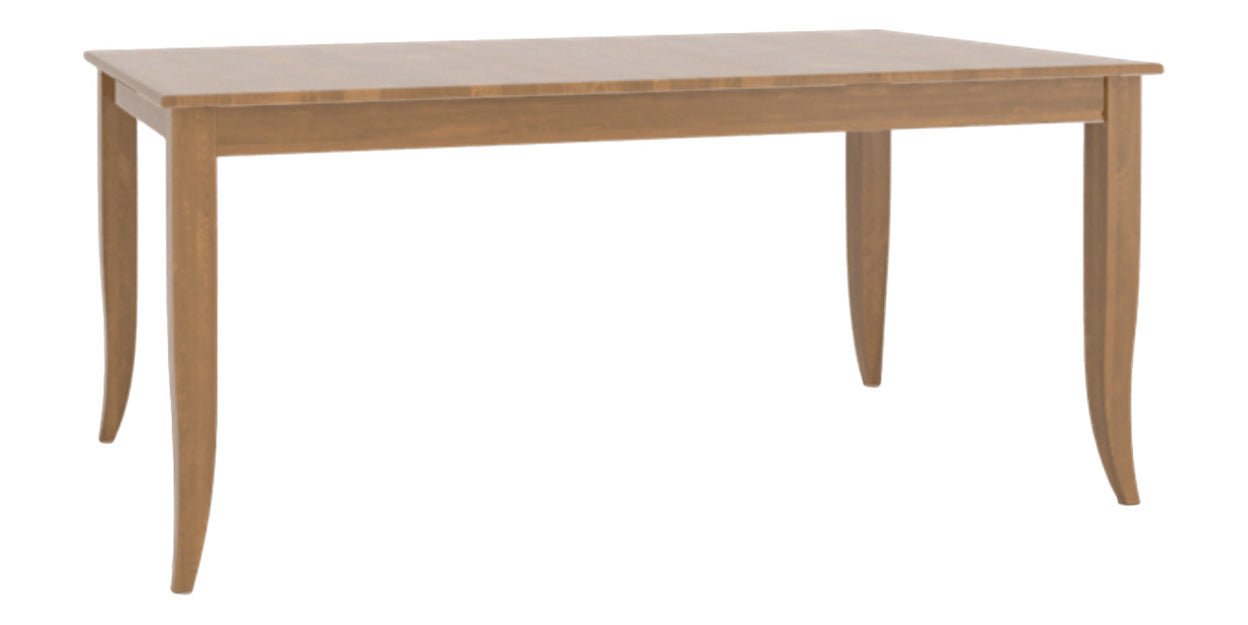 Honey Washed | Canadel Core Dining Table 3868 with NN Legs