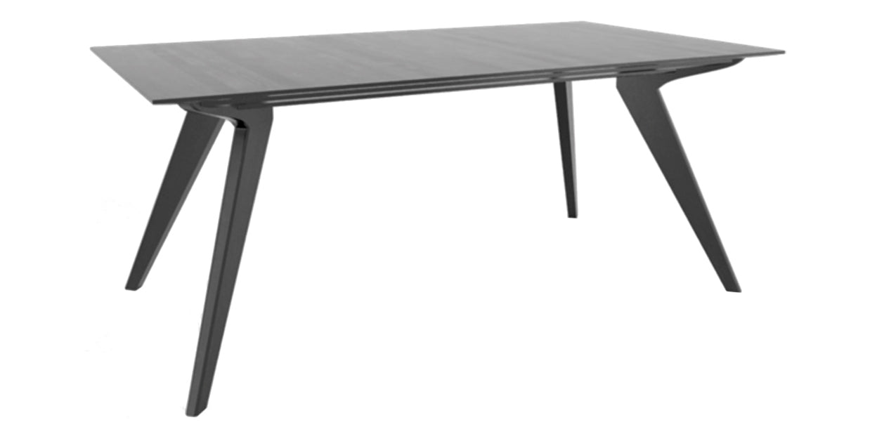 Peppercorn Washed | Canadel Downtown Dining Table 4072