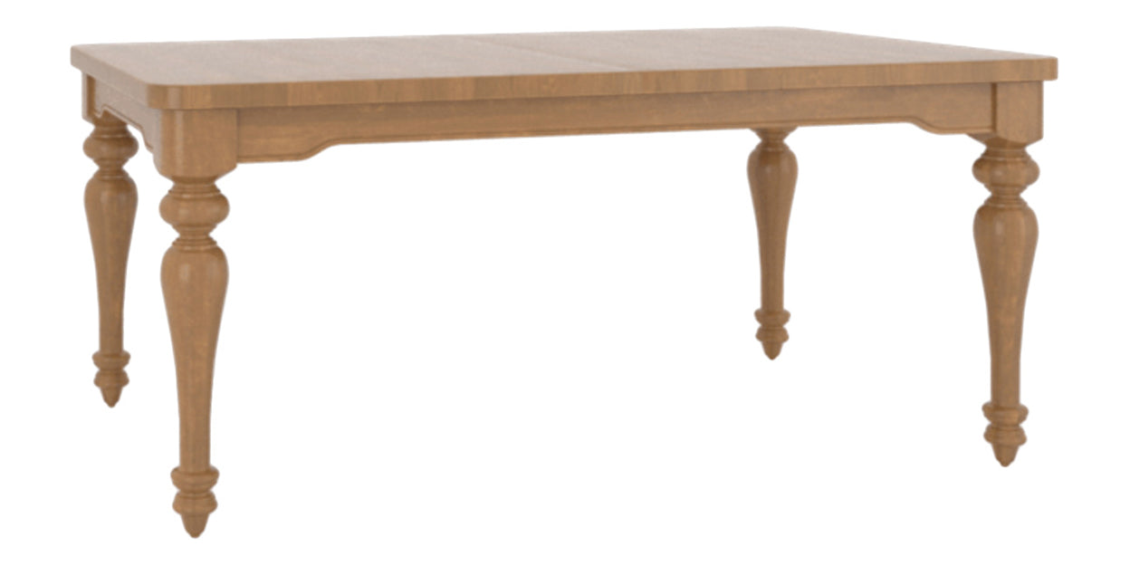 Honey Washed | Canadel Farmhouse Chic Dining Table 4268