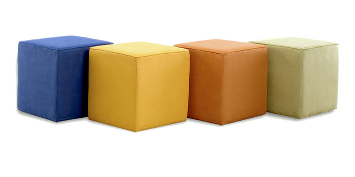 Assorted | Younger Cube Ottoman