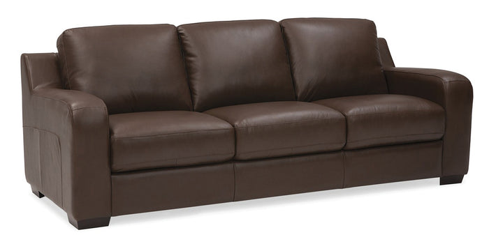 Tulsa II Dark Brown | Palliser Flex Sofa