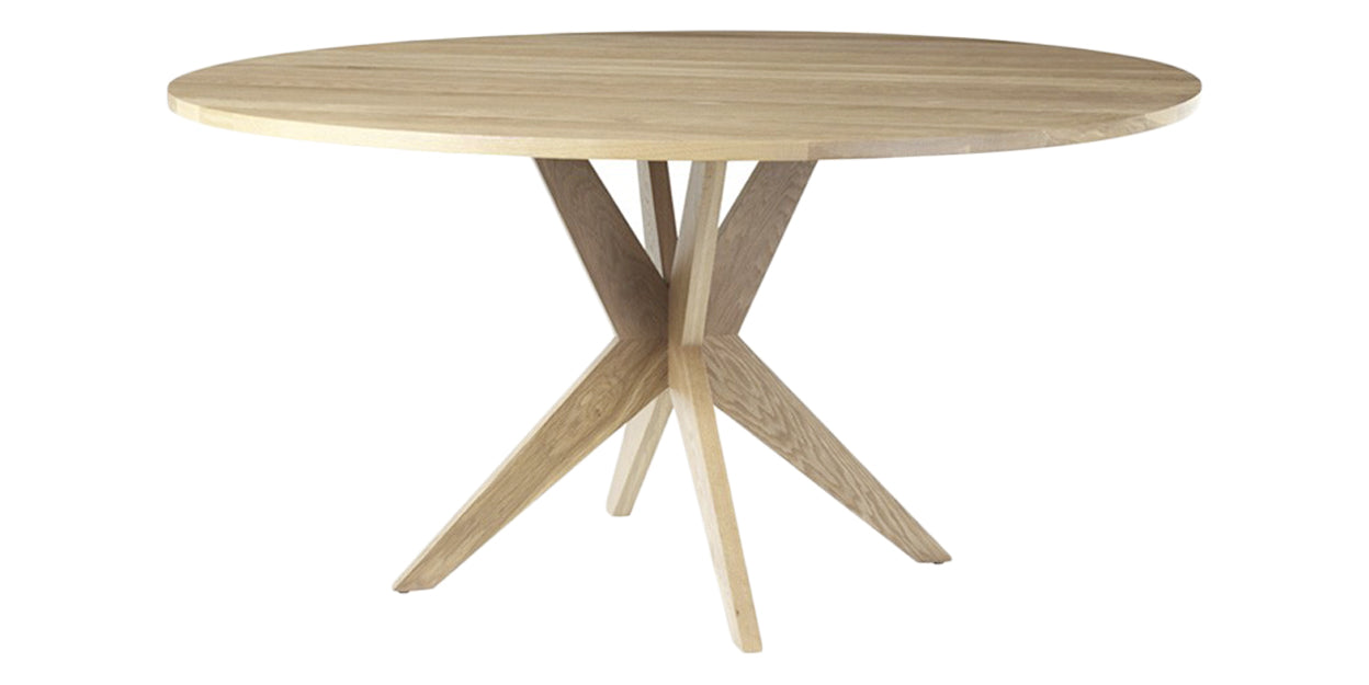 "Sand | West Bros Fulton 50"" Round Table"