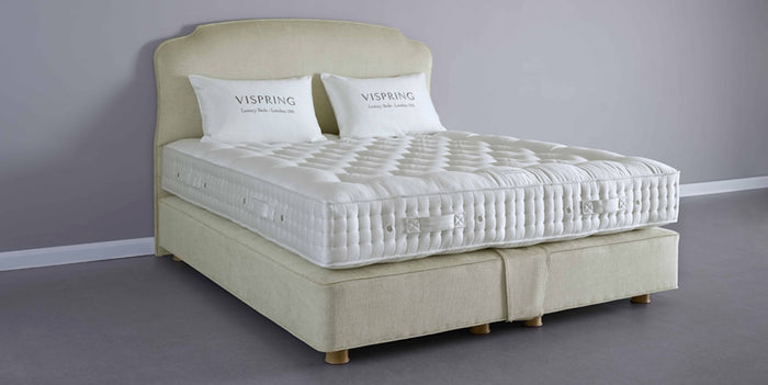 Undressed | Vi Spring Regal Mattress