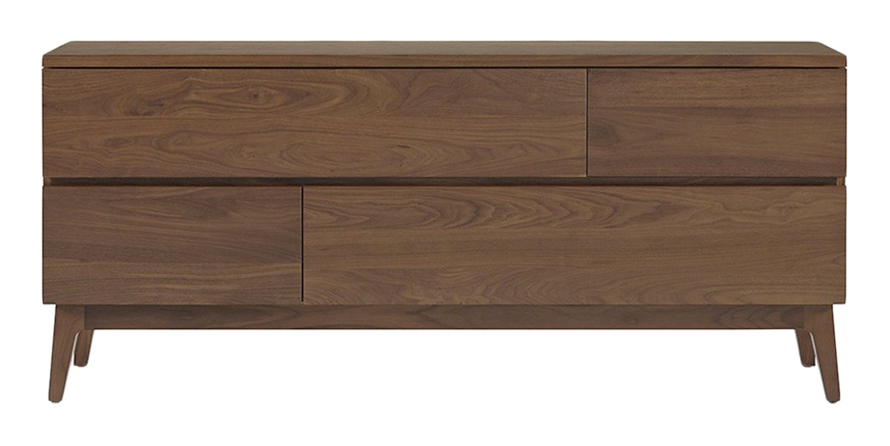 Toast (Natural) | West Bros Serra 4 Drawer Dresser