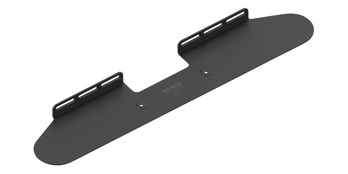 Black | Sonos Beam Wall Mount