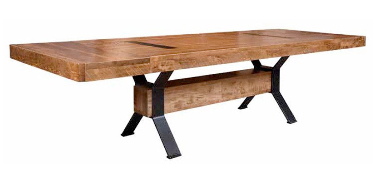 Envy | Ruff Sawn Arthur Philippe Table