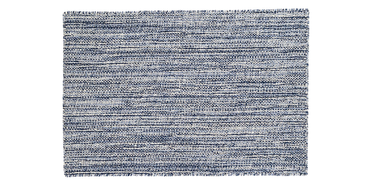 Navy | Dash & Albert Bella Rug