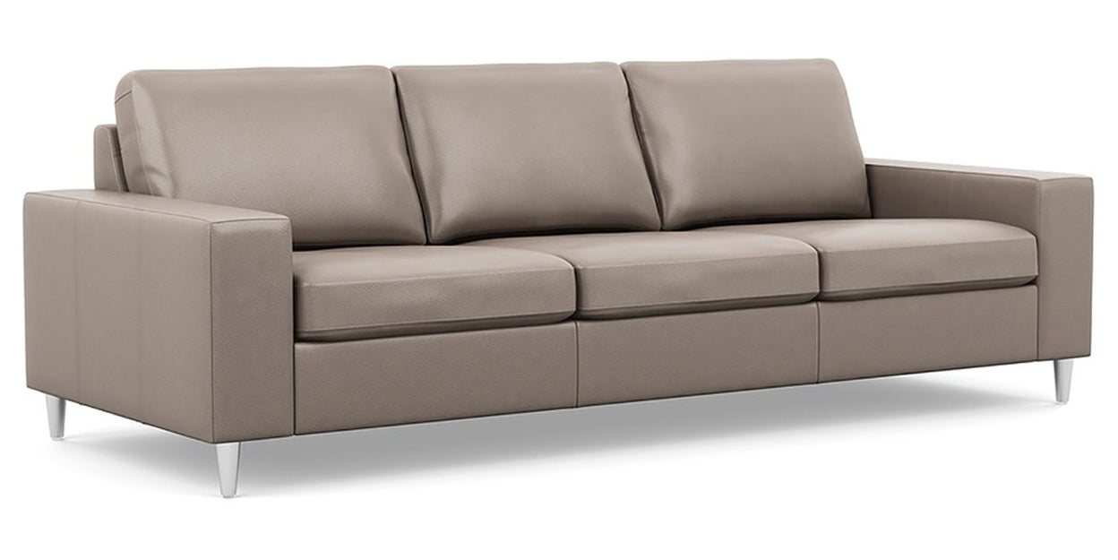 Taupe | Palliser Bello High Leg Sofa