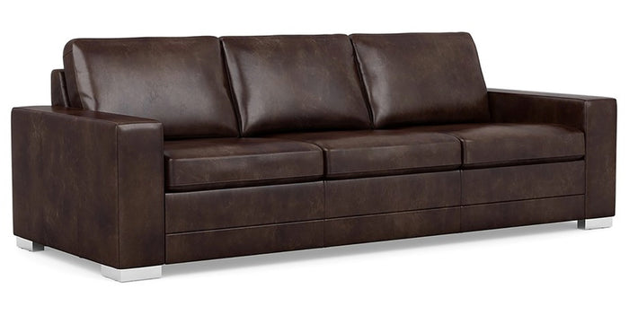 Fireside Walnut | Palliser Bello Low Leg Sofa