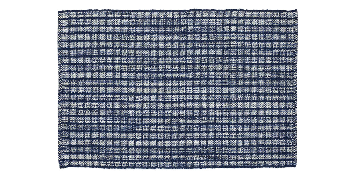 Coco Blue | Dash & Albert Coco Blue Rug