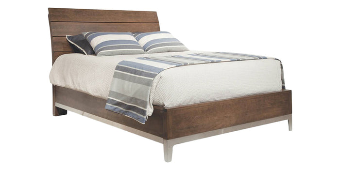 Autumn Wind | Durham Defined Distinction Plank Bed