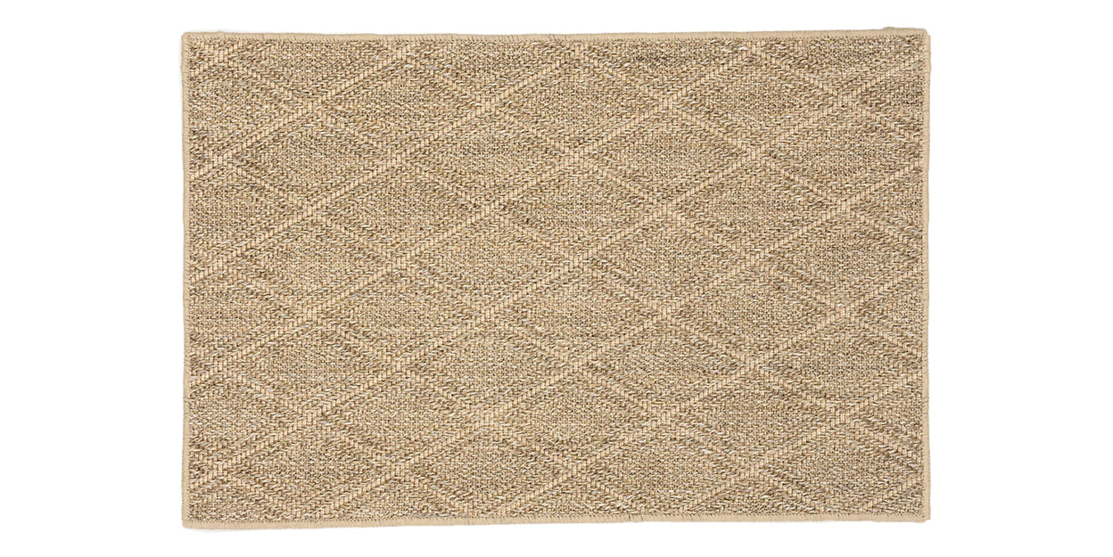 Natural | Dash & Albert Diamond Sisal Rug