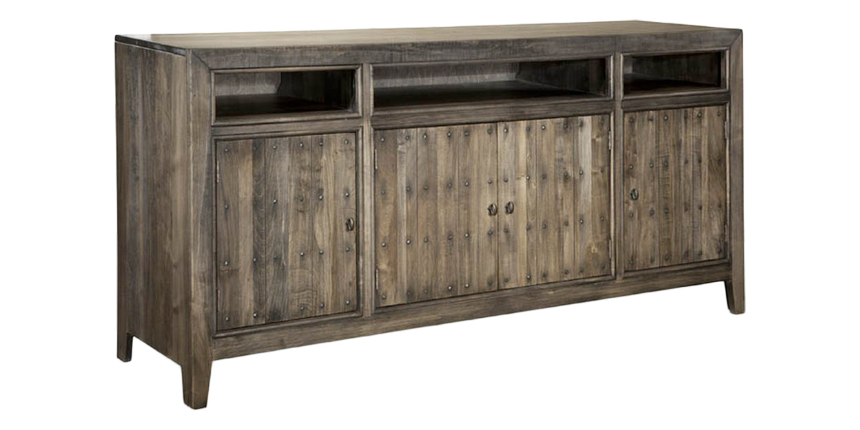 Whiskey | Durham Distillery TV Stand