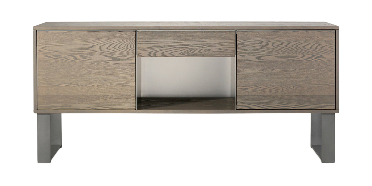 Meteor and Mist Oak | Trica Eclipse Buffet