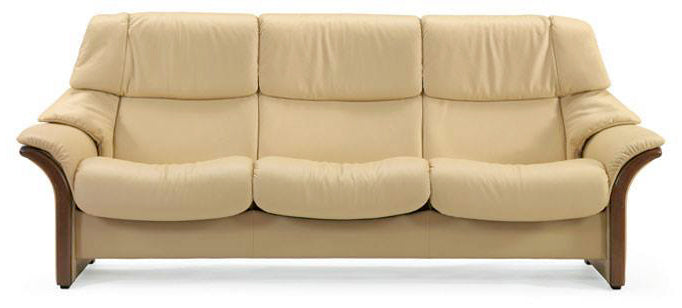 Paloma Sand | Eldorado High Back Sofa