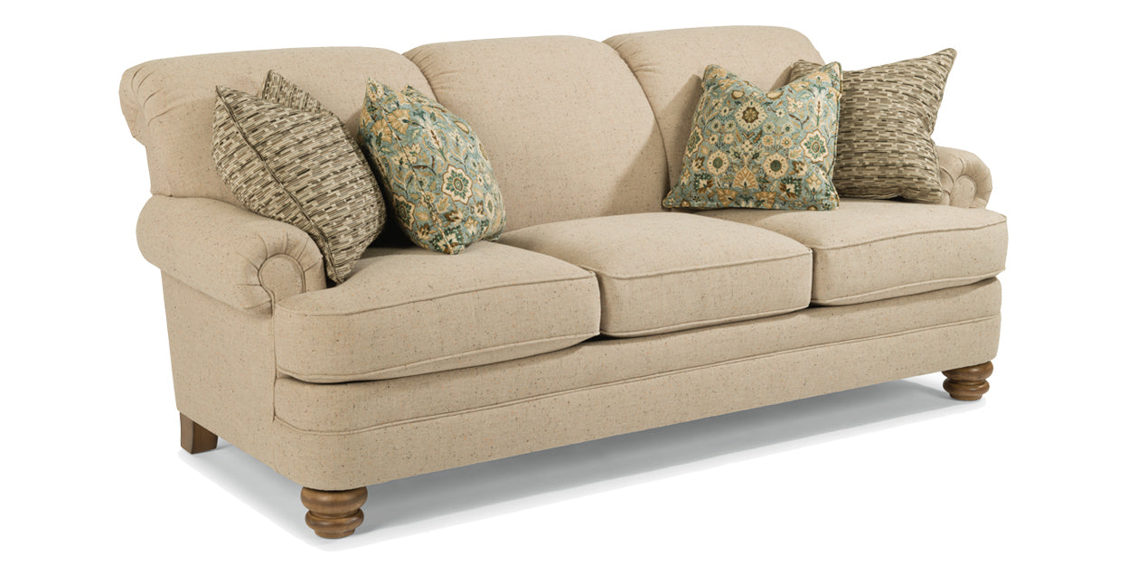 314-80 | Flexsteel Bay Bridge Sofa