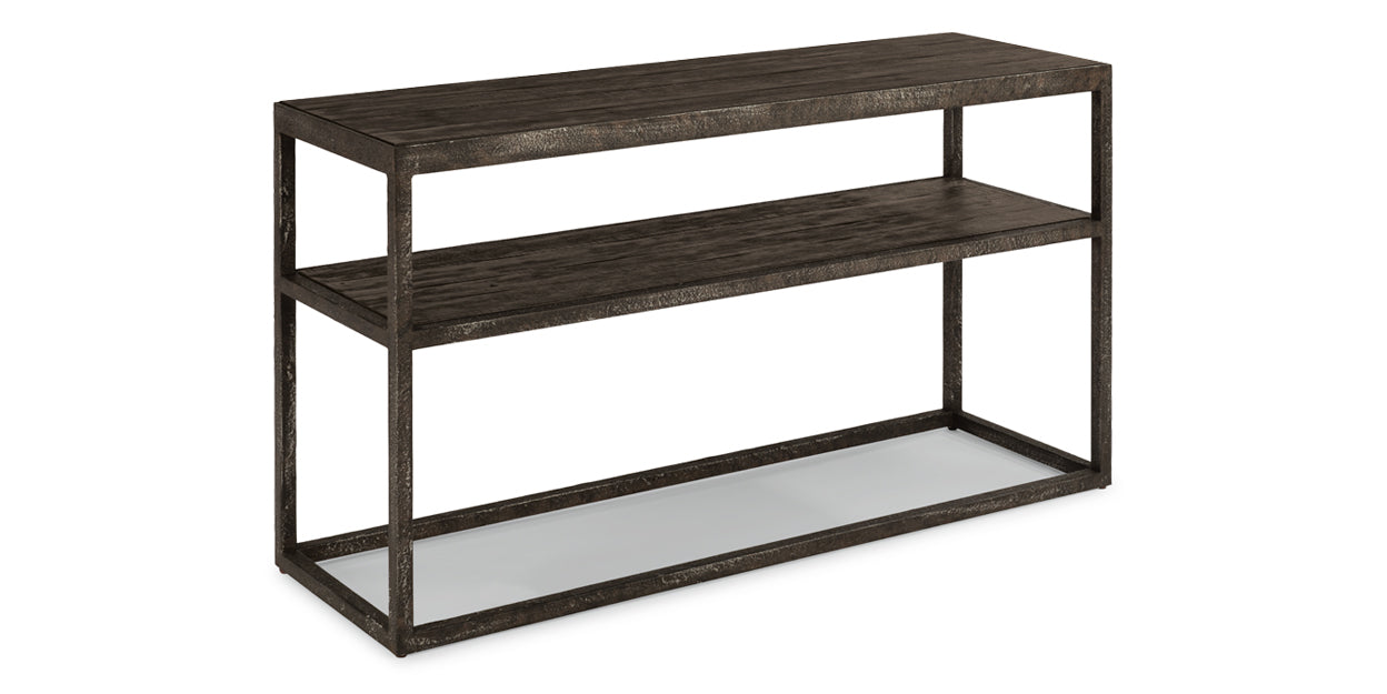 Cast Iron | Flexsteel Canyon Console Table