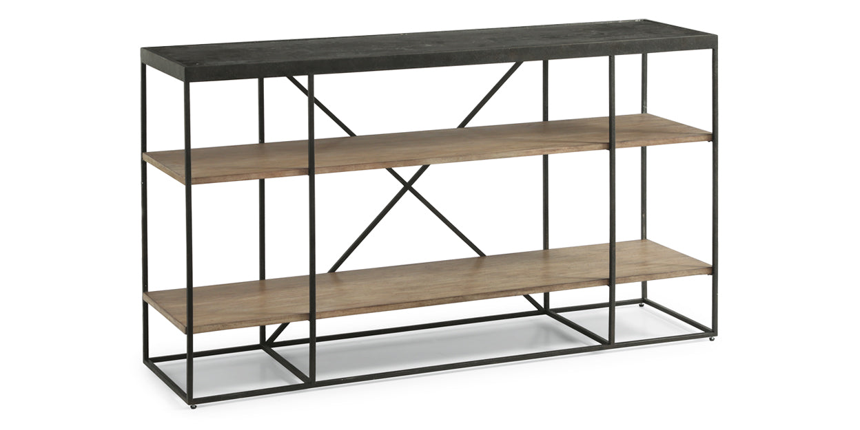 Bluestone | Flexsteel Carmen Sofa Table